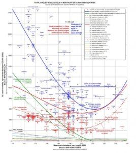 Cholestérol bas et mortalité